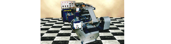 Narrow Web Hard Embossing Machine with Steel Rollers