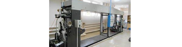 Narrow Web Coating and Lamination Machine