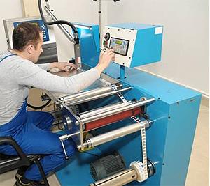 Automatic Rewinding Machine
