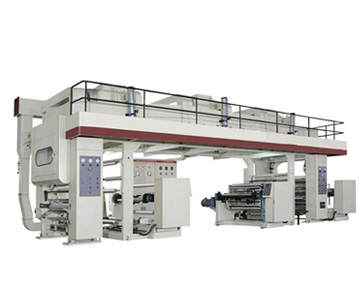 Wide Web Coating & Laminating Machine