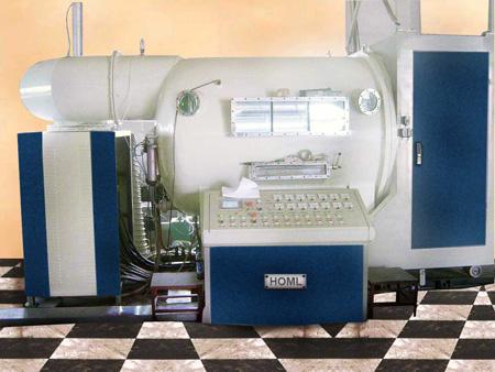 Roll Coating Vacuum Metalizing Machine